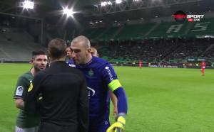 Спорен гол за Монако запали шумен скандал във Франция