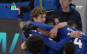 Алонсо поведе Челси срещу Саутхемптън