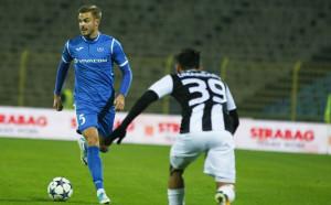 Викнаха футболист на Левски в националния на Исландия