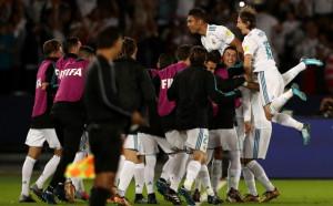 Миг съвършенство от Роналдо и Реал отново е на световния връх