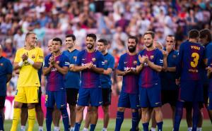 Роналдо: Чакам шампионския шпалир от Барселона