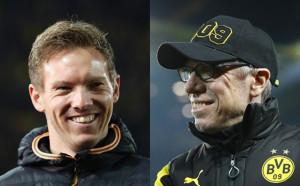 Треньорът на Дортмунд с култова шега към Нагелсман