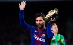 Марка призна Меси за най-добрия в Испания