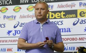 Николай Киров: На този етап няма леки противници