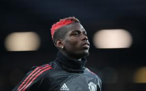 Погба се излекува, тренира с Юнайтед
