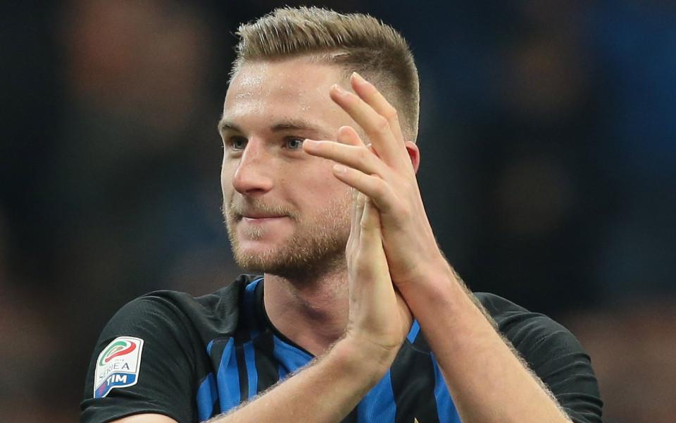 Защитникът на Интер Милан Шкриняр може и да напусне клуба
