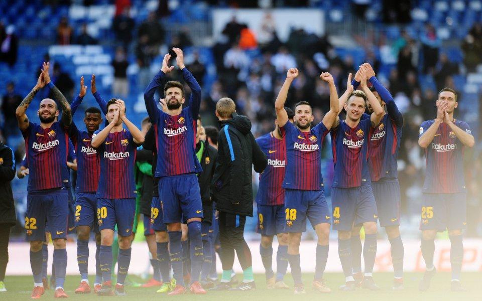 Боят на Барса над Реал ви впечатли най-много през изминалата седмица