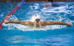 Антъни Иванов подобри рекорда си на 50 м бътерфлай по впечатляващ начин
