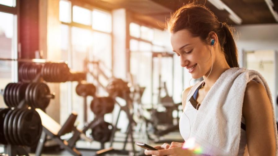 Песните, които не подозирате, че са хит във фитнеса