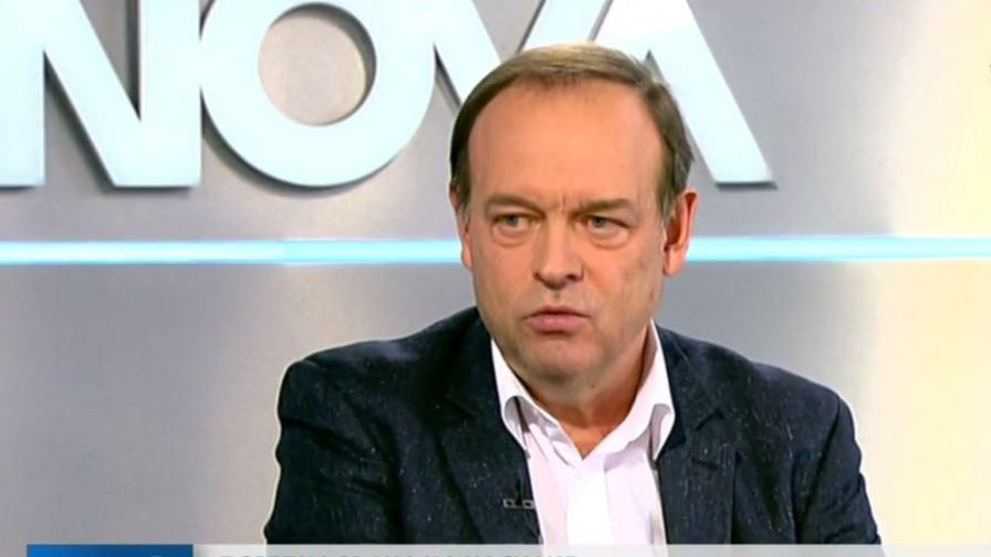 психологът Христо Монов