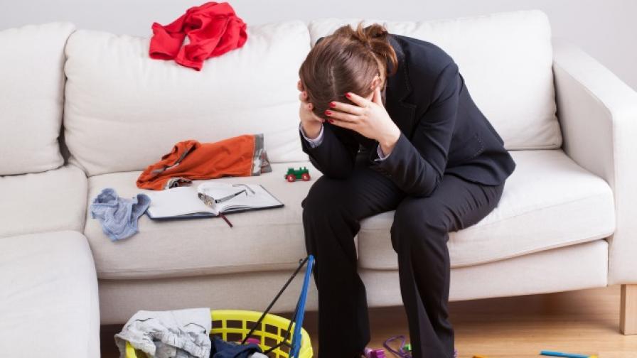 Неща в дома, които ви правят нещастни (СНИМКИ)