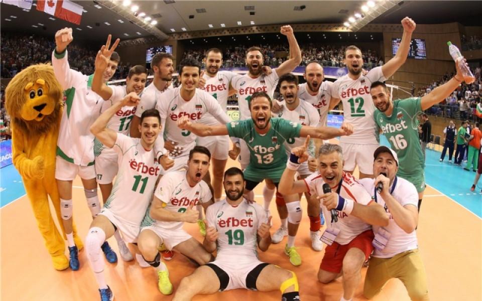 Волейболните национали започват с Финландия на Световното
