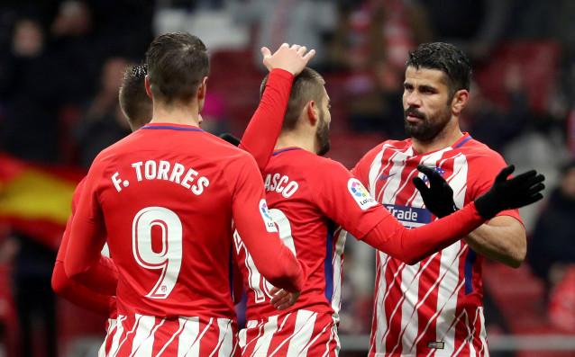 Атлетико Мадрид пак гази за Купата на Краля, на четвъртфинал е