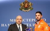 Григор Григоров и Даниел Миленков с купи на ФИА<strong> източник: ММС- Пресцентър</strong>