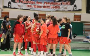 Абсурдна ситуация в баскетбола: Отбор се отказа на средата на сезона