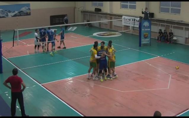 Треньорът на мъжкия волейболен Пирин Разлог – Северин Димитров афишира