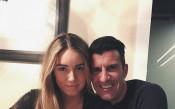 Даниела Сведин Фиго, Сара Коан и Луиш Фиго<strong> източник: https://www.instagram.com/danielasfigo/</strong>
