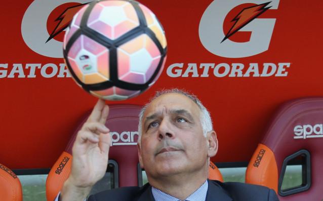 Президентът на Рома Джеймс Палота бе категоричен, че клубът няма