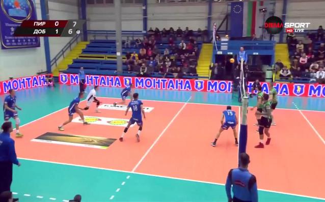 Добруджа 07 се класира за полуфиналите в турнира за купата