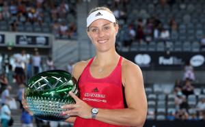 Кербер спечели титлата в Сидни