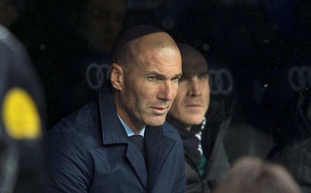 Наставникът на Реал Мадрид Зинедин Зидан изрази мнение, че възпитаниците