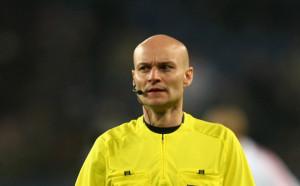 Френската федерация наказа съдията, ритнал футболист на Нант