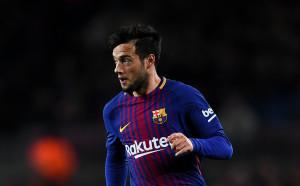 Арсенал си хареса футболист от втория отбор на Барселона
