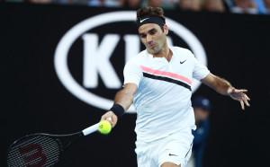 Шампионът Федерер започна рутинно в Мелбърн