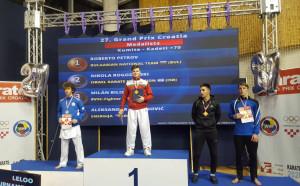 Две титли и два бронза за българските каратеки в Хърватия