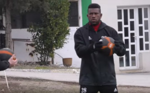 Жеферсон напусна лагера на ЦСКА