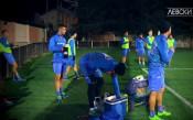Левски тренира до следващия си съперник