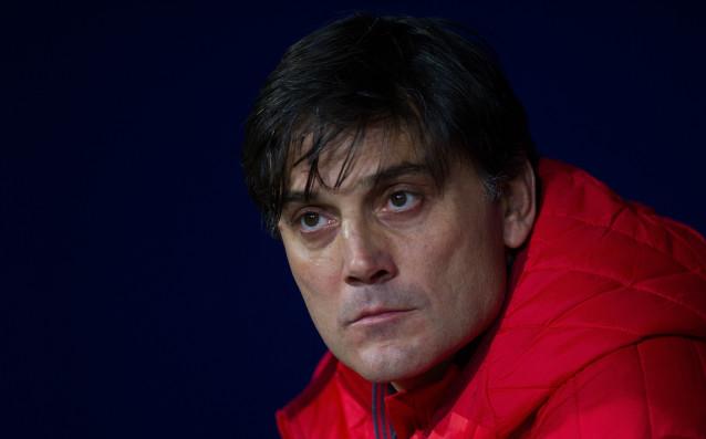 Старши треньорът на Севиля Винченцо Монтела се надява, че клубът