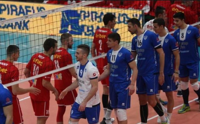 ВК Левски - ВК ЦСКА<strong> източник: volleyball.bg</strong>