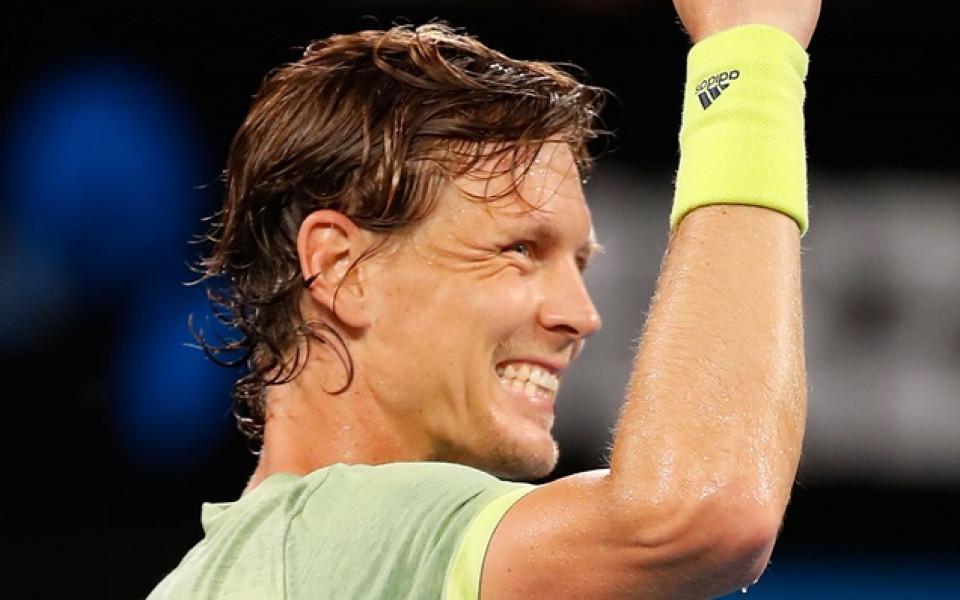 Бившият номер 4 в световната ранглиста по тенис Томаш Бердих
