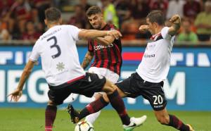 Жестоките ветрове застрашават Каляри-Милан