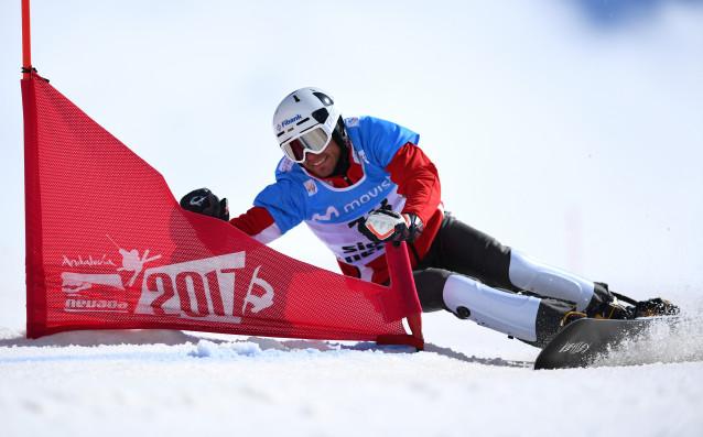 Най-добрият български сноубордист Радослав Янков остана на второ място в