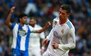 Кристиано Роналдо за Меси: Зле