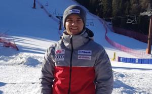 Алберт Попов щастлив: Вече давам времена като на големите