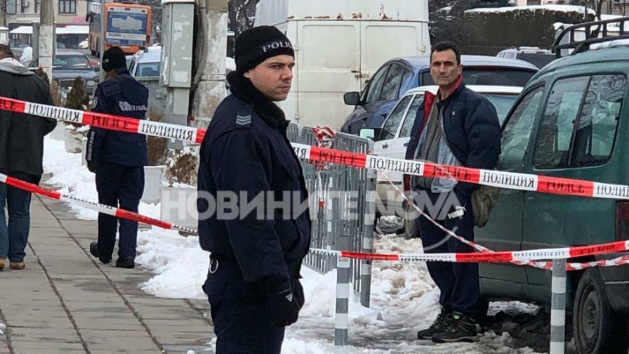 Учител наби ученик в София