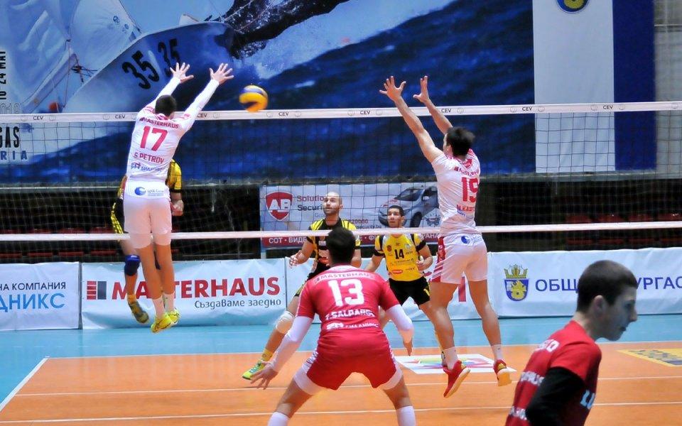 Българският клубен волейбол се завръща! На 18 октомври е първият