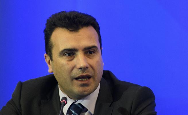 Зоран Заев кацнал аварийно в София