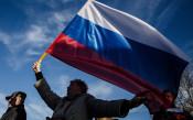 Руските олимпийци веят флагове само в спалните