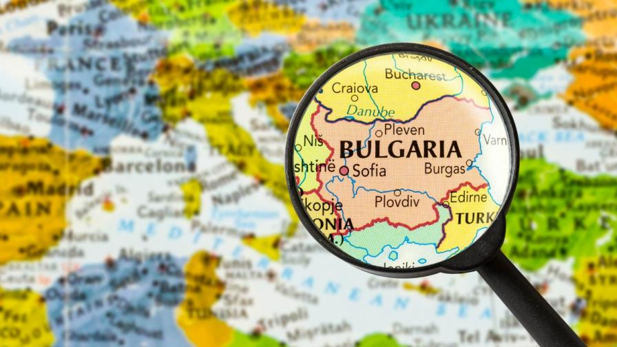Ново райониране прекроява картата на България