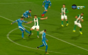 Костов с първи гол за Левски