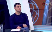 Владо Николов коментира горещите теми във ВК Левски