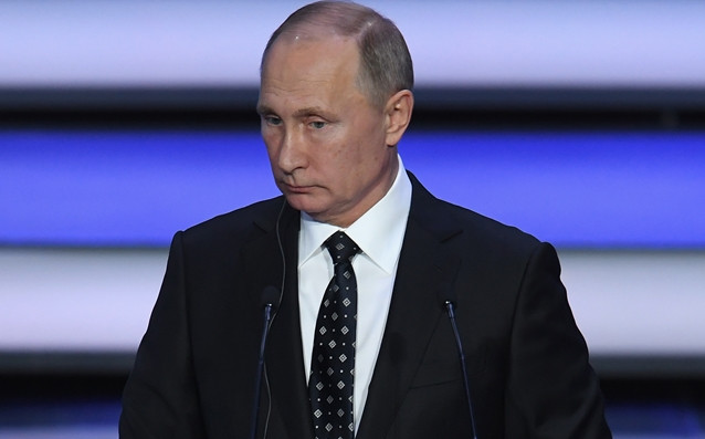 Владимир Путин<strong> източник: Gulliver/GettyImages</strong>