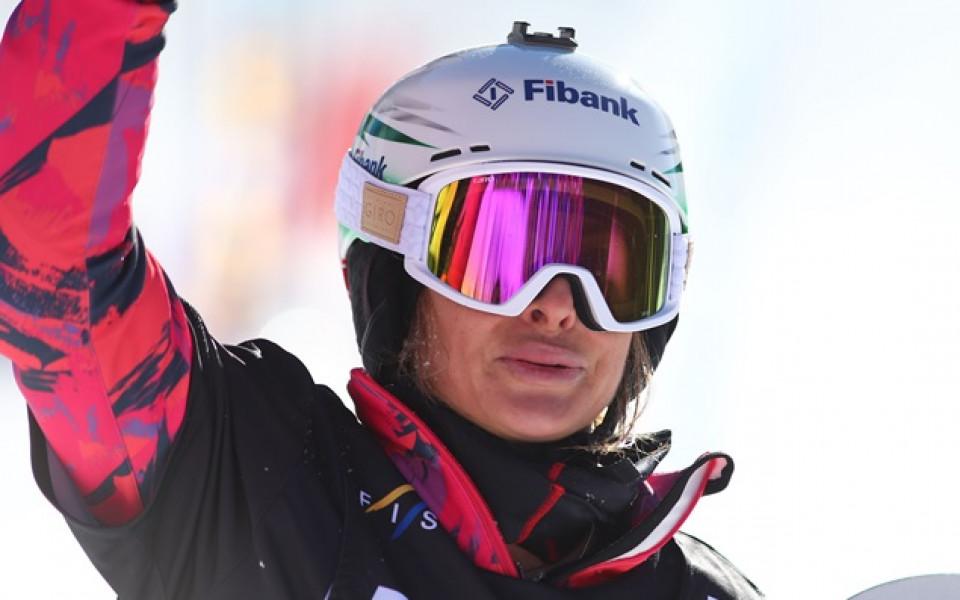 Александра Жекова преодоля квалификациите във Фелдберг