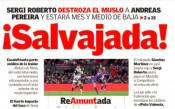 Пресата във Валенсия изригна срещу Барса: Диващина!