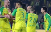Нант надви Троа в напечен мач в Лига 1