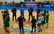 Баскетболистките стартираха подготовка за мачовете с Холандия и Испания